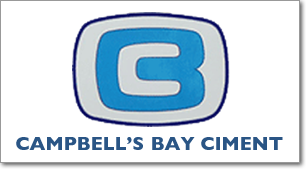 Campbell's Bay Ciment logo